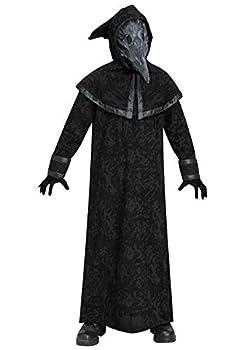 Plague Doctor Costume for Kids Medium