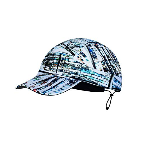 Buff Erwachsene Pack Patterned Run Cap, R-O-2 Multi, One Size
