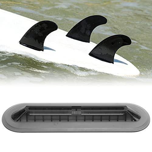 Tapones de Aleta para Tabla de Surf, Tabla de Surf práctica Transparente