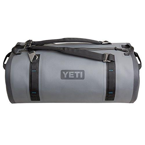 YETI Panga 75 Airtight Waterproof Submersible Duffel Bag, Storm Gray