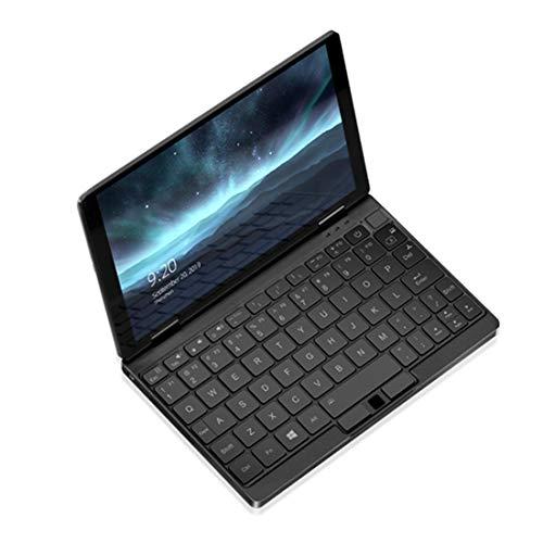 Wuqiang Soporte for Doble Banda Wi-Fi Bluetooth de la Huella Digital de desbloqueo, Intel Core I5 10210Y, 10 Vivienda de Windows, 16 GB + 512 GB, 8.4 Pulgadas, uno con Netbook OneMix3 Pro portátil