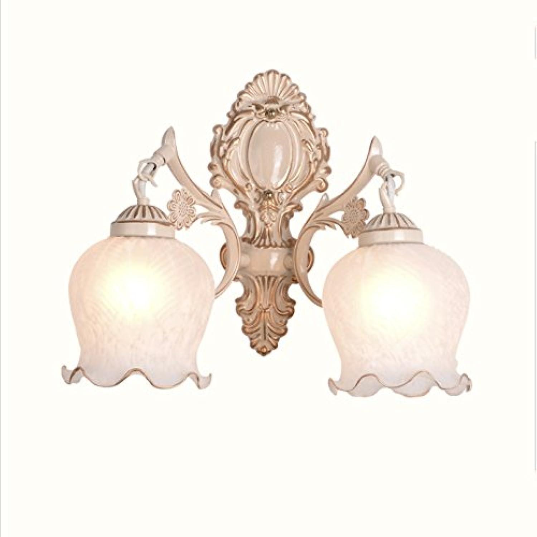 Hines Moderne Einfachheit Einzelkopf Schlafzimmer Nacht Glaswand Licht Gang Wohnzimmer Eisen Metall Wandleuchte Europischen Kreative LED Wandleuchte Leuchtfeuer Rohr Lampe hause leuchte