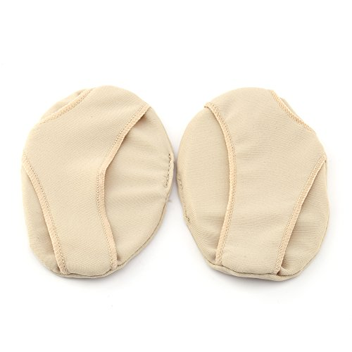 Metatarsal Sleeve Pads,Fabric Ball Of Foot Gel Pads Cushion Metatarsal Forefoot Support Insoles,Ball Of Foot Cushions For Forefoot Pain
