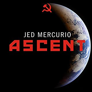 Ascent audiobook cover art