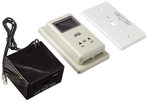 SkyTech SKY-TS-R-2-A Fireplace-remotes-and-thermostats, White