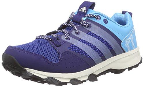 adidas Kanadia 7 TR W - Zapatillas para Mujer, Color Azul Marino/Blanco/Azul, Talla 36