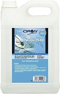 Charbonneaux-Brabant CI006-006 El agua desmineralizada 5 L Clair