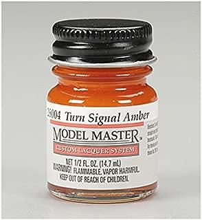 turn signal amber paint