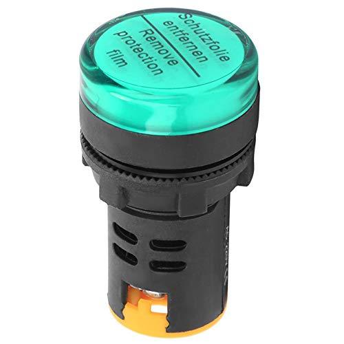 Luz de señal de llama para PC AD16-22D / S 10 piezas...