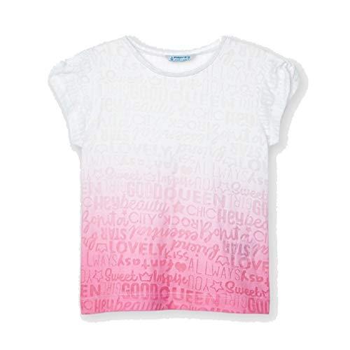 Mayoral Camiseta Manga Corta tye Dye niña Modelo 3017