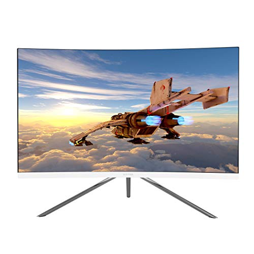 commercial VIOTEK GN27DW 27 ″curved gaming monitor, 1440p 144Hz Samsung VA Panel, FreeSync Game Plus… cheapest hdr monitors