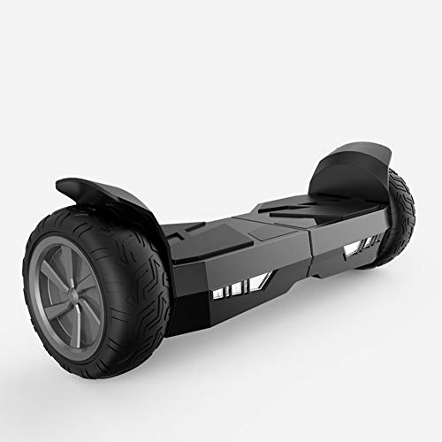 LXLTLB Hoverboard, 8 Pulgadas Hover Board Bluetooth, Patinete Eléctrico Self-Balance Board 500W Motor con Ruedas De Flash LED, Adulto Neumáticos