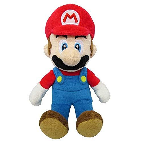 Super Mario Juguetes Suaves ITNP Peluche Mario Bro Super Mario Bros Peluche Pacific Super Mario Figura 25CM