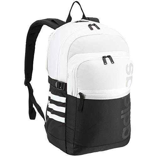adidas Mochila unisex 977626 Core Advantage II, Unisex, 977626, negro/blanco, Talla única