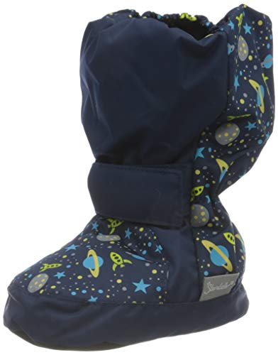 Sterntaler Jungen Baby-Schuh First Walker Shoe, Marine, 20 EU
