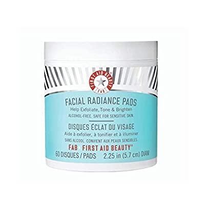 First Aid Beauty Facial Radiance Pads, 60 Count from First Aid Beauty
