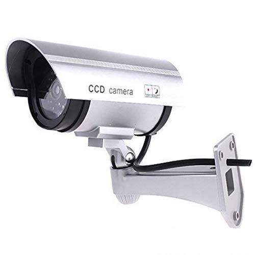 AIMADO Esterna 'Interno della Macchina Fotografica della Cupola del CCTV di Sicurezza Falsa della videosorveglianza Dom Camera