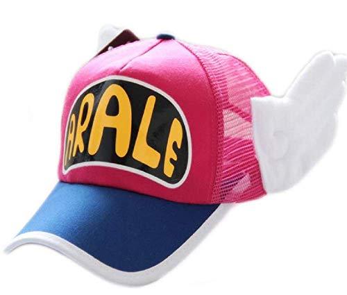【morningplace】 アラレちゃん 帽子 コスプレ キャップ フリーサイズ (タイプA)