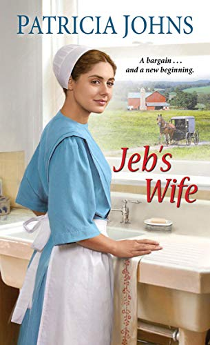 Jeb's Wife by [Patricia Johns]
