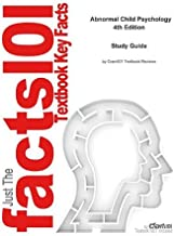 E-Study Guide for: Abnormal Child Psychology by Eric J. MASH, ISBN 9780495506270