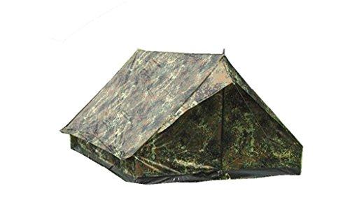 AOS-Outdoor Zelt Minipack Flecktarn 2 Personen