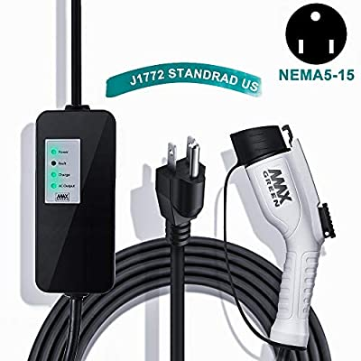 MAX GREEN Level 2 EV Charger