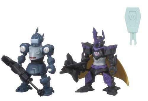 The Little Battlers - LBX Battle Custom Figure Set LBX The Emperor & LBX Deqoo Custom (Observation Type) (Completed Figures Set)