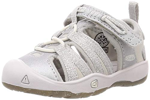 KEEN Kinder Sandale Moxie Toddler Silver 22
