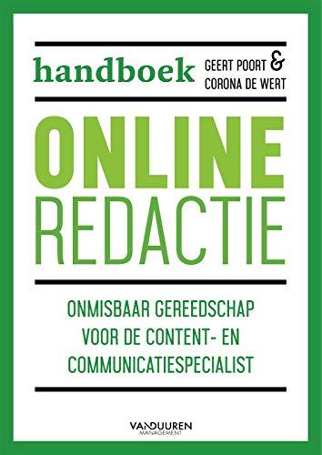 Handboek online redactie: Onmisbaar gereedschap voor de content- en communicatiespecialist