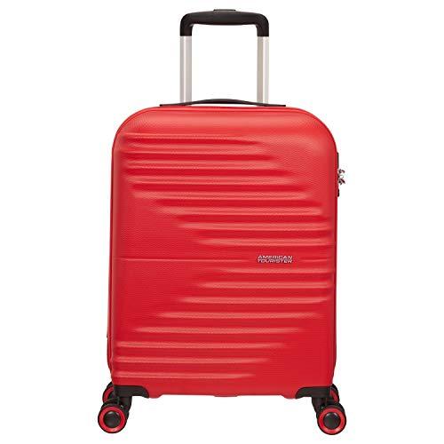 American Tourister B090131989 Hand luggage Unisex Red TU