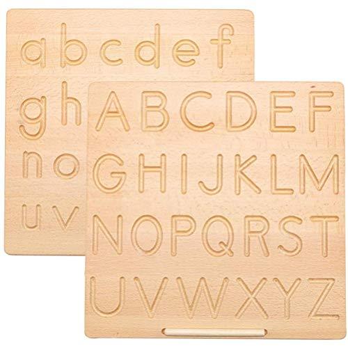 Alphabet Tracing Boards...