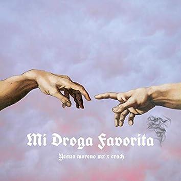 Mi Droga Favorita (feat. Crach)