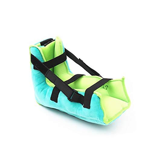 JM-D Taloneras Patucos antiescaras Protector de pie, talón o Codo para prevenir la hiperplasia de Las escaras