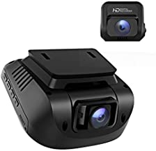Dash Cam Front and Rear – Dual 1080P Dash Camera for Cars Optional GPS, 170° Wide..