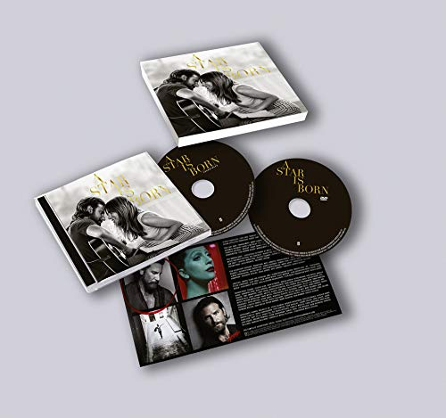 A Star Is Born BOF [CD + DVD]