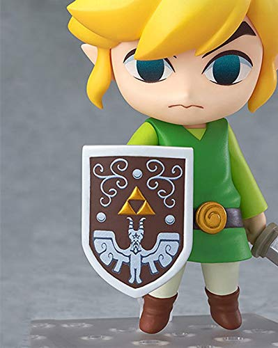 XINFAN Figura de Zelda Link Majoras Mask Figura Solo Estatua de edición Limitada Juguete