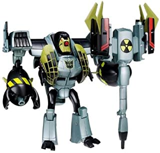 Transformers Animated Action Figure - Atomic Lugnut