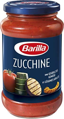 Barilla Pastasauce Zucchine mit gegrilltem Gemüse, 400 g