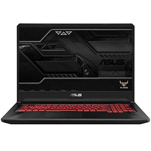 "ASUS TUF FX705GE-EW104T Notebook con monitor 17.3"" FHD No Glare IPS 60Hz, Intel Core i7-8750H, RAM 16 GB DDR4, 1 TB Firecuda + 256 GB SSD, Scheda Grafica Nvidia GTX1050Ti da 4 GB DDR5"