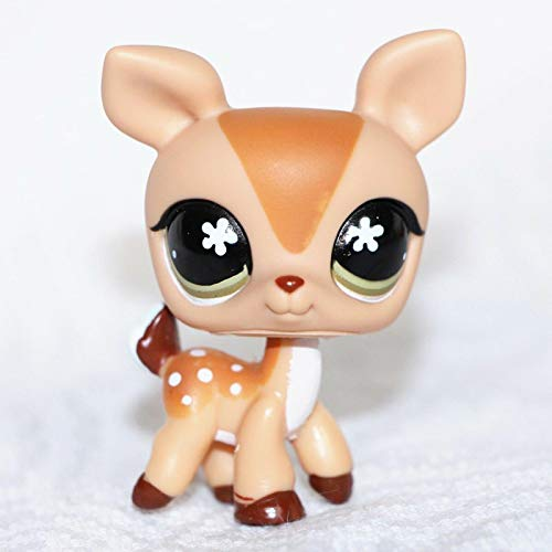 LPS Cat Old Littlest Pet Shop Juguetes Bonitos Mini Gatito de Pelo Corto Kitty Husky Perro Collie Gran danés Figura RARA 634