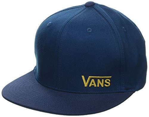 Vans Mn Splitz Berretto da Baseball, Blu (Gibraltar Sea-Dress Blues Toh), Medium (Taglia Produttore:...