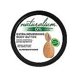 Naturalium Almendra y Pistacho - Crema Corporal Extra Nutritiva para Piel Normal y Seca, Sin Colorantes, Sin Parabenos, formato 200 ml