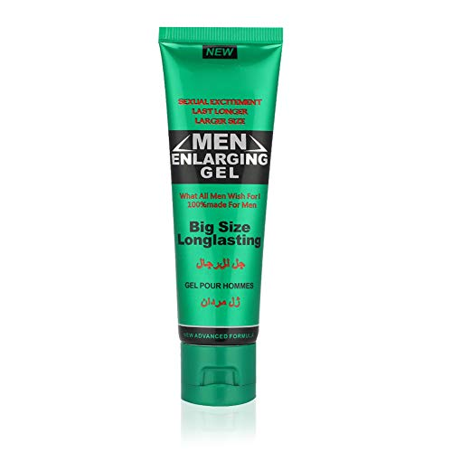 Enlargement Cream, 50g Extender Ointment Larger Thicker Longer for Male Better Performance (Green)