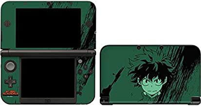 Skinit Decal Gaming Skin for 3DS XL 2015 - Officially Licensed Funimation Deku Design