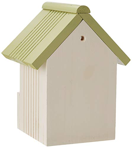 Peckish Open Fronted Nest Box for Wild Birds
