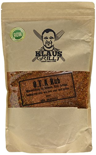 Klaus grillt O.F.A. Rub, 1er Pack (1 x 750 g)