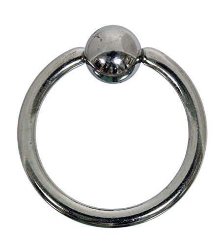 bodypiercing BCR 316L Surgical Steel Ball Closure Ring 3.0 mm 3.0 x 16 mm