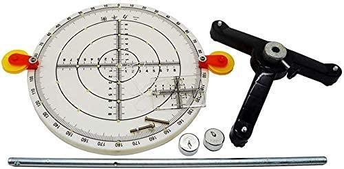 BJH Equipo de Mecánica Experimental Física Principio de Equilibrio de Fuerzas Dos Modelo de Demostrador Instrumento de Herramienta de Experiencia de Educación en Física y Mecánica