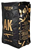 Black Rifle Coffee Company AK-47 Dark Roast Whole Bean Coffee, 12 Ounce Bag