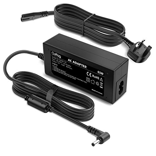 65W 19V 3.42A Acer Chromebook Charger CB3-431AC Adapter for Acer-Chromebook 15 14 13 11 r11 Acer Laptop Charger CB3 cb3-431 series ADP-18TB-A Acer Laptop Charger A13-045N2A 3.0mm Tip